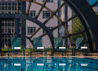 Renaissance Seoul Hotel Outdoor Pool