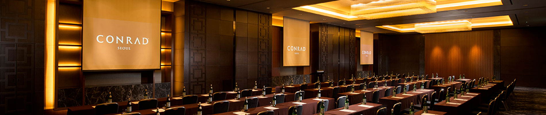 Conrad Seoul Meeting Room