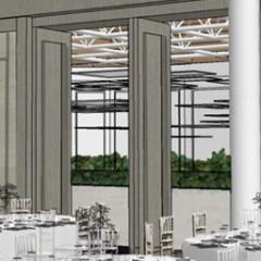 Millennium Seoul Hilton: The Atrium