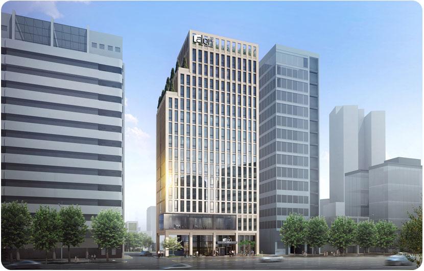 Aloft Seoul Gangnam Exterior