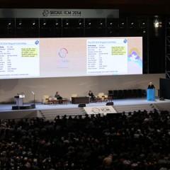 Seoul Provides Full Spectrum of Support for ICM 2014