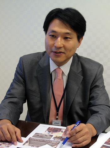Seo Won-jun, General Representative for the Seoul MICE Alliance in 2015
