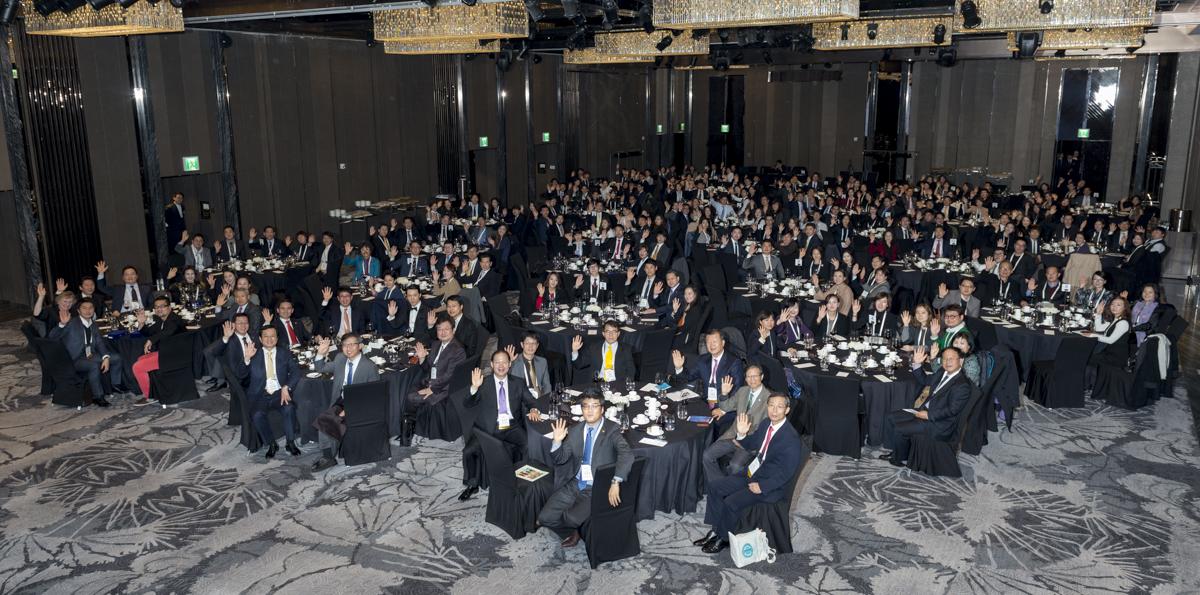 SMA Meeting 2014 Banquet