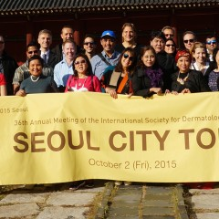 Seoul MICE Tour for Global Dermatology Experts Reveals City's UNESCO Heritage