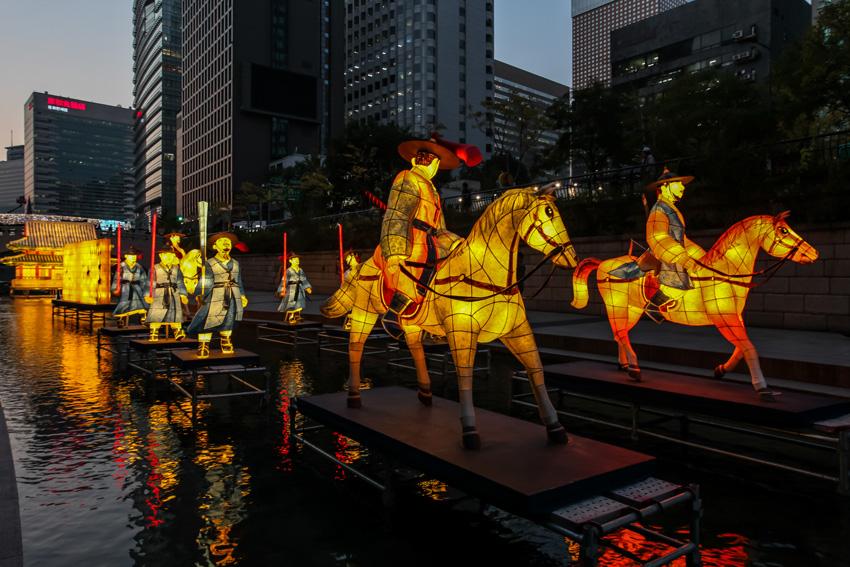 Seoul Lantern Festival 01