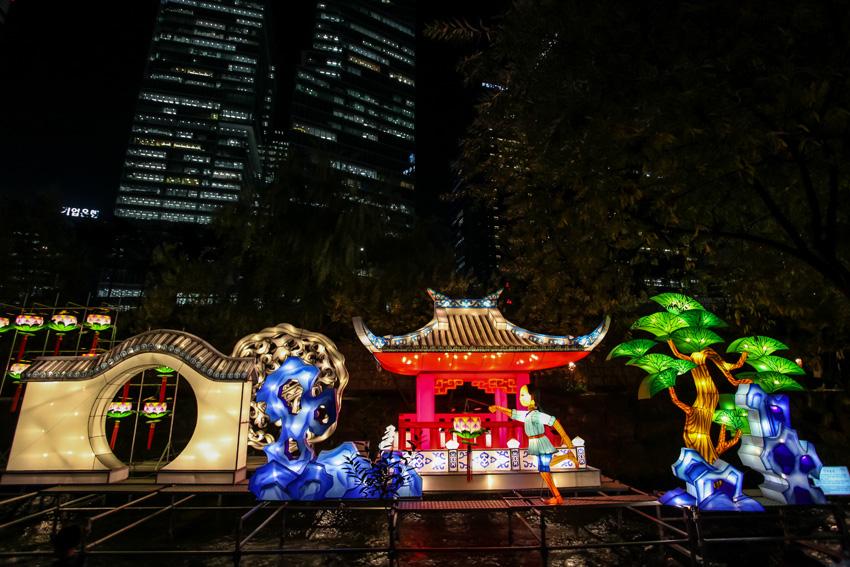 Seoul Lantern Festival 02