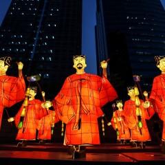 Seoul Lantern Festival Illuminates City's Past and Future