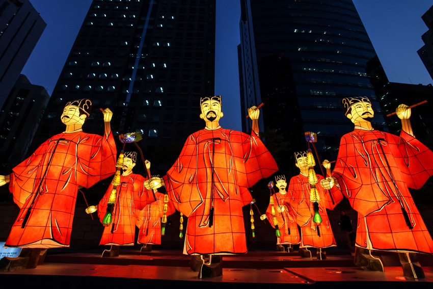 Seoul Lantern Festival featured