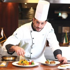 InterContinental Seoul COEX, Asian Live's Newly-Appointed Arabic Chef Ahmad