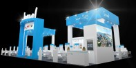 ▲Design of Seoul booth to be installed at Songdo Convensia as the venue of the event