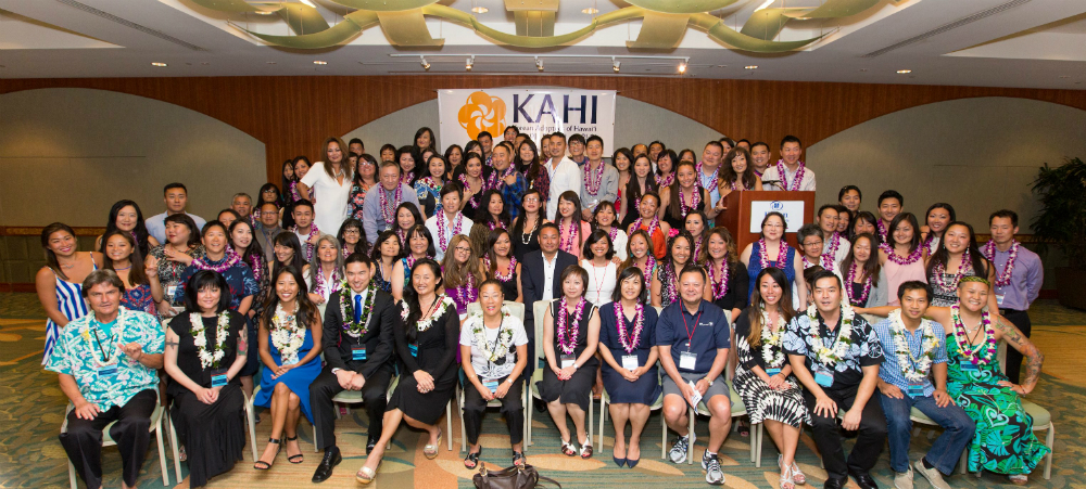 ▲ IKAA Gathering 2015 Held in Hawaii