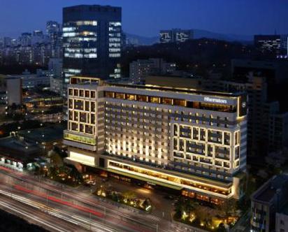 8 쉐라톤 서울팔래스 강남 호텔