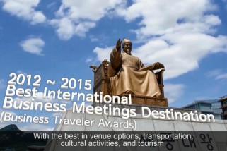 Seoul Convention Bureau's Promotional Video Wins Gold in the International Business Awards