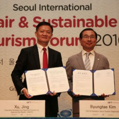 2016 Seoul International Fair & Sustainable Tourism Forum Launches on a Promising Note