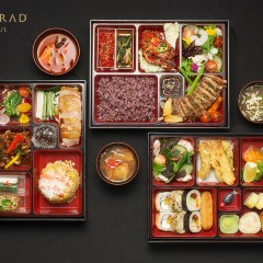 Conrad Seoul, Zest Introduces an 'Express Lunch Set Menu,' optimized for business