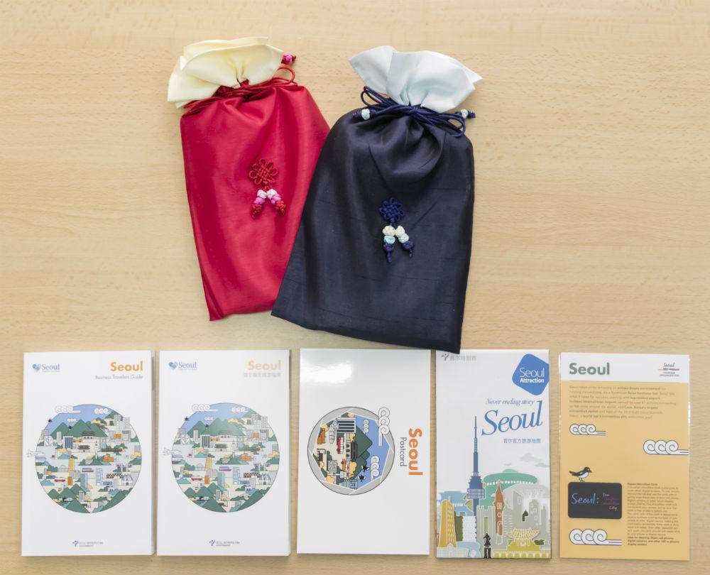 5 Seoul Welcome Kit