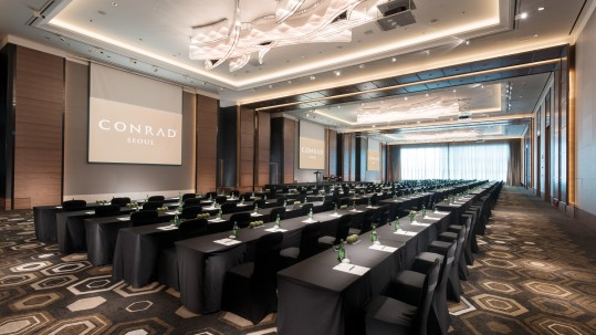 Conrad Seoul_Grand Ballroom